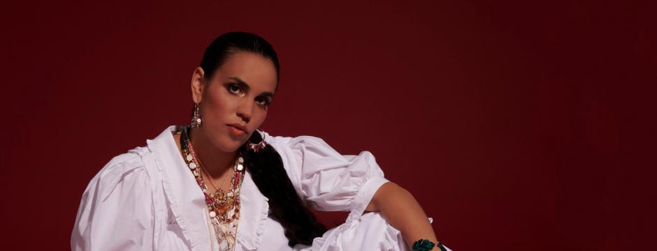 Xenia Rubinos - ´by Michelle Arcila